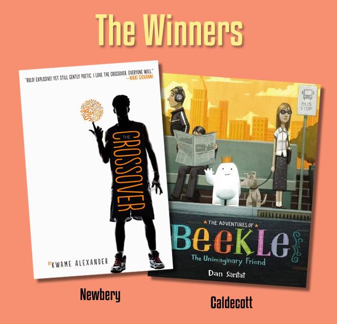 Alexander and Santat Win 2015 Newbery, Caldecott Medals