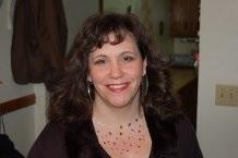 School librarian Rita Platt.