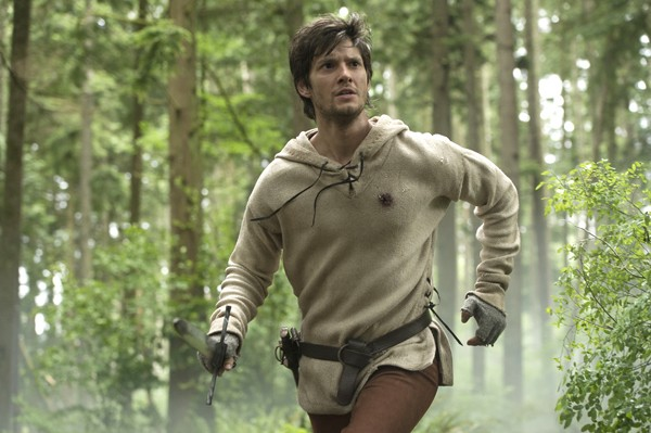 Ben Barnes as Tom Ward in Seventh Son (Photo Credit: Kimberly French)