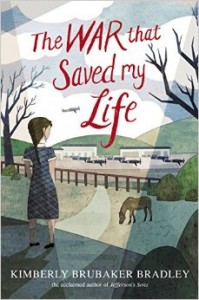 Review of the Day: The War That Saved My Life by Kimberly Brubaker Bradley