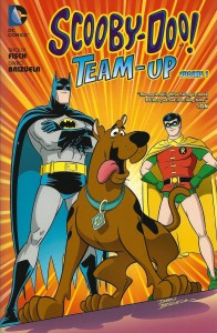 Review: Scooby-Doo Team-Up Vol. 1