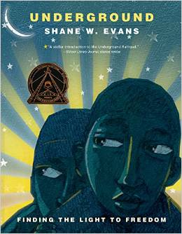 Shane W. Evans | An Artist (and Author) to Study