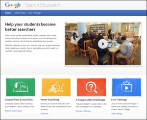 Google-EducationSearch-Hmpg