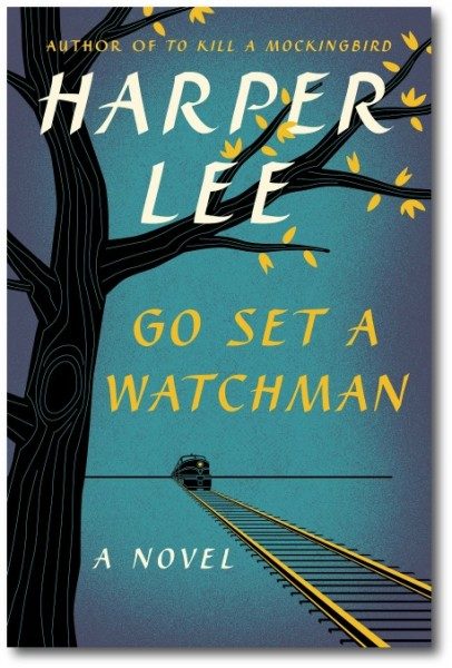 Cover Curiosity: Go Set a Watchman and To Kill a Mockingbird