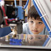 3-D Printing: Worth the Hype?   The Maker Issue