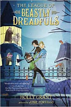 Bold New Worlds | Fantasy Titles for Middle Grade Readers, Spring 2015