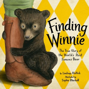 Review of the Day: Finding Winnie by Lindsay Mattick