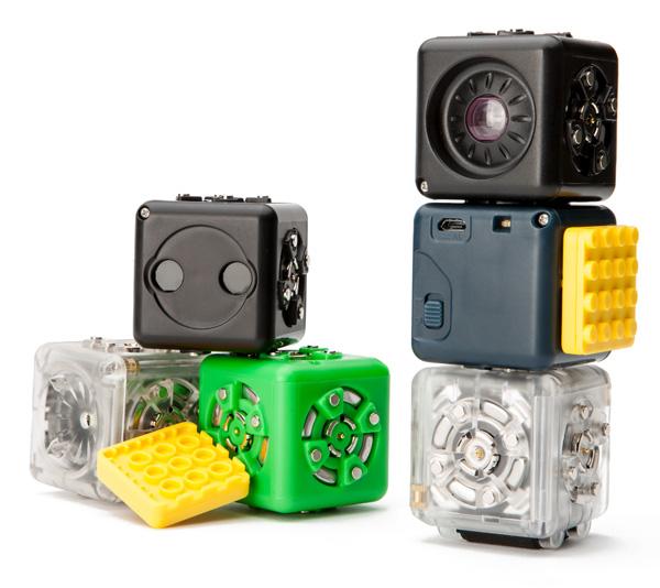 Cubelets-Six-Robot