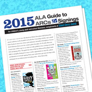 Your Guide to Upcoming Titles and ARC Giveaways | ALA 2015 Galley Guide