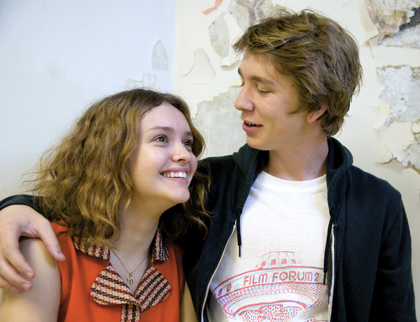 Olivia Cooke and Thomas Mann in Me and Earl and the Dying Girl (Photo: Anne Marie Fox/Twentieth Century Fox Film Corporation)