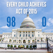Victory for School Libraries in Amendment to ESEA, Passed in Senate