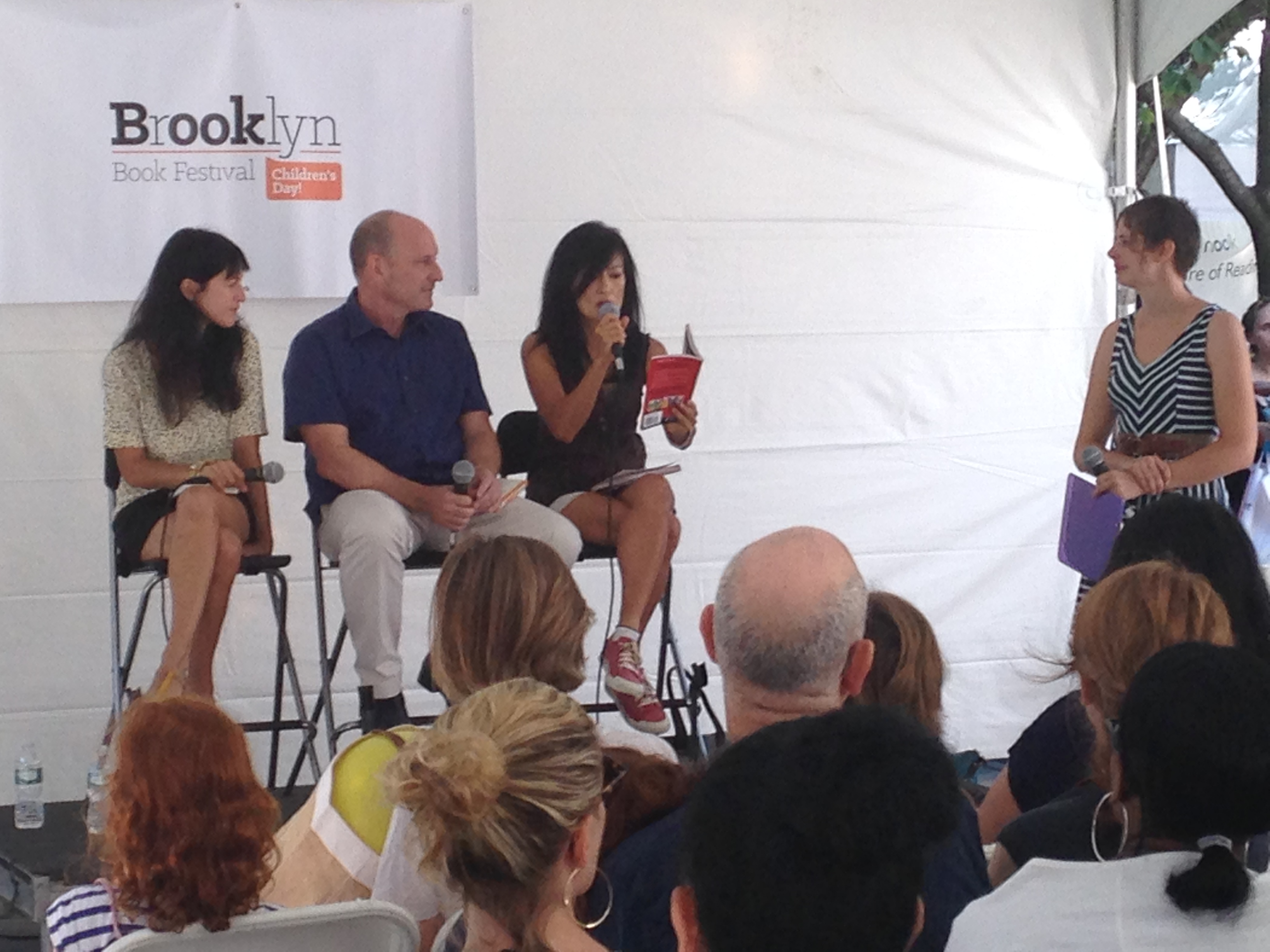 Brooklyn Book Festival Fosters Creativity Among Young Readers and Writers