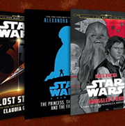 These *Are* the Books You're Looking For | A