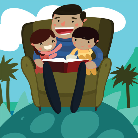 Are Bedtime Stories Going the Way of the Dinosaurs? | First Steps | School  Library Journal