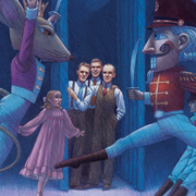 The Nutcracker Comes to America by Chris Barton | SLJ Review