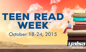 Molly Wetta Takes Over SLJ's Pinterest Board for Teen Read Week