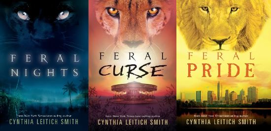 cynthia-leitich-smith-feral-series