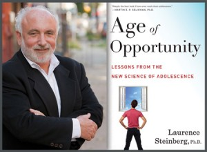 Laurence steinberg and teen behavious