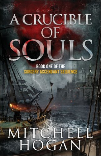 A crucible of souls_
