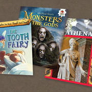 From Dracula to the Tooth Fairy: Mythology | Series Nonfiction