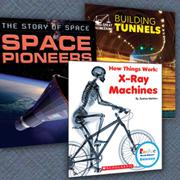 Pumpkins, Pyramids, & Pixels: Science & Technology | Series Nonfiction