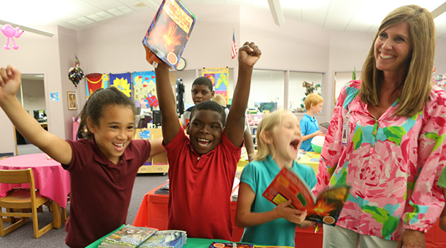 Reading is Fundamental Launches Read for Success