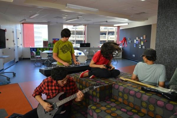 Needs of teens in public libraries