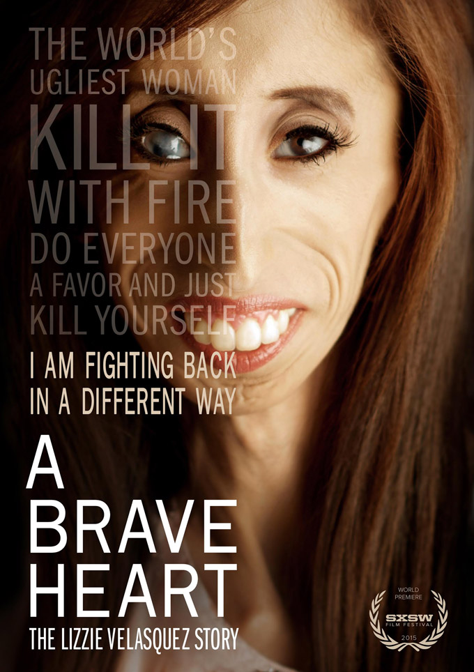 A Brave Heart: The Lizzie Velasquez Story | SLJ DVD Review
