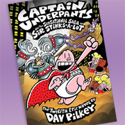 The Latest Tale of Captain Underpants Kept Out of School Book Fair