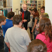 Why (and How) to Set Up a College Library Visit for Middle Schoolers