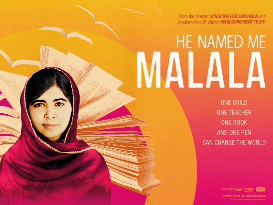 He Named Me Malala | SLJ DVD Review