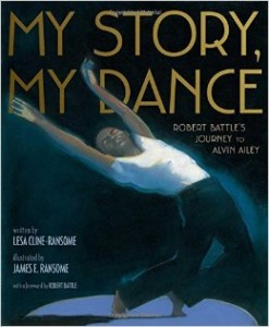 My Story, My Dance_Robert Battle's Journey to Alvin Ailey