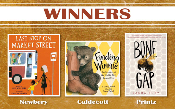 Winners2016-Caldecott-Newbery