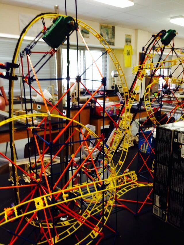 Making, With a Rube Goldberg Twist