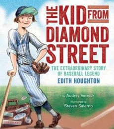 Vernick, Audrey. The Kid from Diamond Street