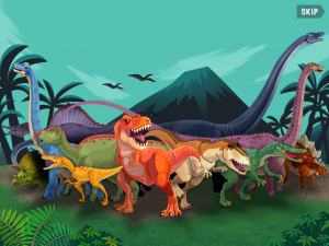 All About Dinosaurs | Touch and Go
