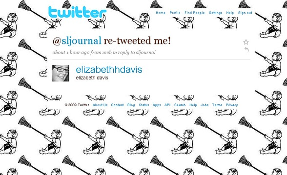 Happy 10th Birthday, Twitter. Love, @sljournal.