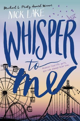 Whisper to Me by Nick Lake | SLJ Review