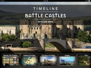timeline battle castles