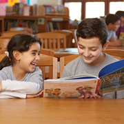 The Buddy System: Everyone Gains When Kids Read Together