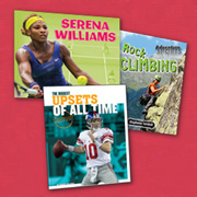 For the Win: Sports | Series Nonfiction