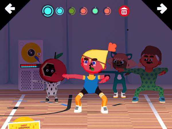 Dancing to the Toca Boca Beat | Touch and Go