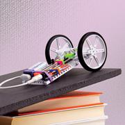 SLJ Reviews the littleBits STEAM Student Set