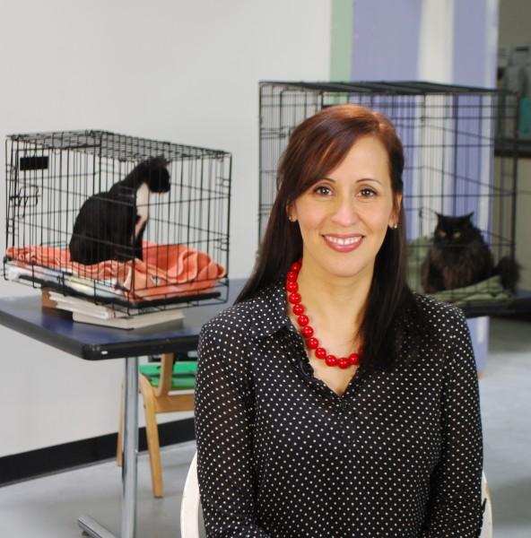 Author Angela Cervantes