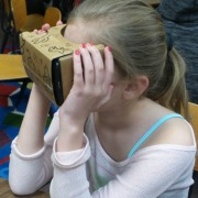 VT School Librarian Previews Google Expeditions App
