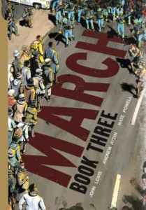 March- Book Three by John Lewis & Andrew Aydin