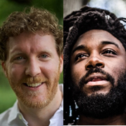"Brendan Kiely's and Jason Reynolds's CSK Author Honor Speeches for ""All American Boys"""