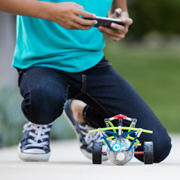 SLJ Reviews Sphero's New Robot, SPRK+