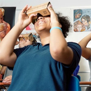 VR, Whole Libraries in a Contact Lens: ISTE 2016 Top Takeaways