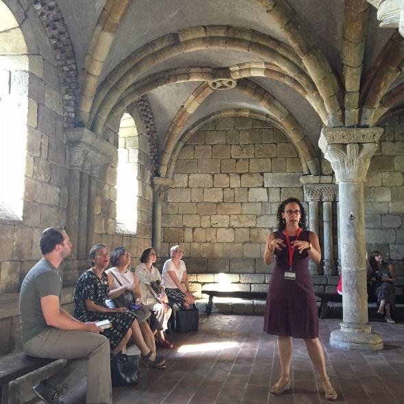 Lauren Mancia in Chamber